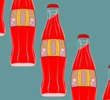 Red Pop Sticker