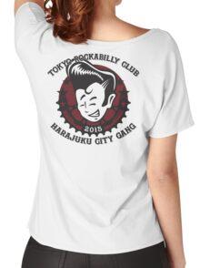 Tokyo Rockabilly Club Women's Relaxed Fit T-Shirt