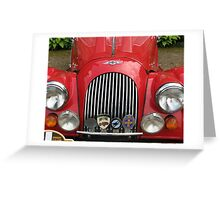 A young man's fancy? Greeting Card