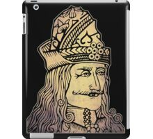 Count Dracula - Bram Stoker Vampire inspired  iPad Case/Skin