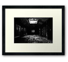 Lister Block - Reciprocity Failure Framed Print