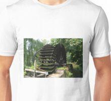 Old Waterwheel Unisex T-Shirt