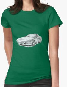 Toyota MR2 Womens Fitted T-Shirt