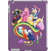 Adventure Girls iPad Case/Skin