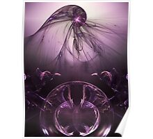 Shades of Purple Poster