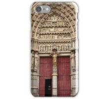 Central West Portal iPhone Case/Skin