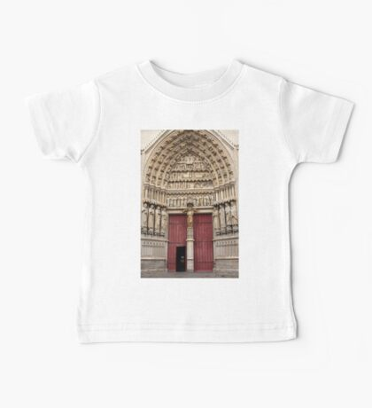 Central West Portal Baby Tee
