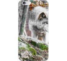 The Forest Hunter iPhone Case/Skin