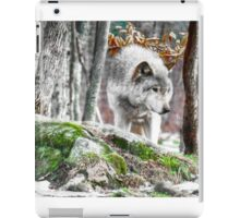 The Forest Hunter iPad Case/Skin