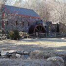 Old Mill in Sudbury Massachusetts by KellyGirl