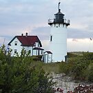 Race Point Lighthouse by KellyGirl