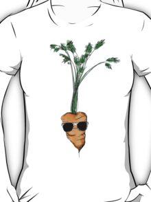Tarrot the Carrot (colour) T-Shirt