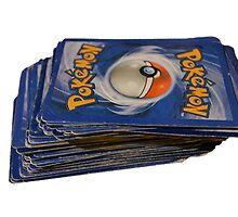 Pokemon Cards  by Riomare