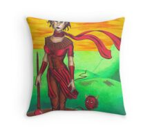 The Long Journey Home Throw Pillow