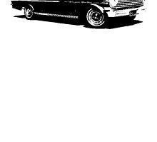 Chevrolet Nova SS Hardtop Coupe 1963 by garts