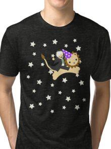 Pigfarts, Pigfarts, Here I come! Tri-blend T-Shirt