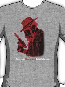 American Wasteland Entertainment Shirt or Travel Mug T-Shirt