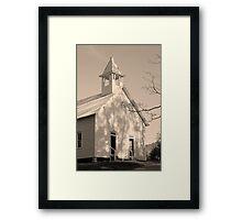 Methodist Church III Framed Print