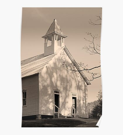 Methodist Church III Poster