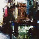 fantasia. istanbul. rain by Nikolay Semyonov