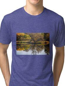 Lake Reflection Tri-blend T-Shirt