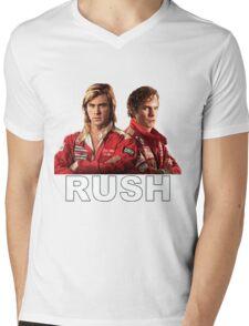 Rush Mens V-Neck T-Shirt