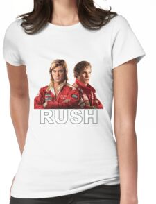 Rush Womens Fitted T-Shirt