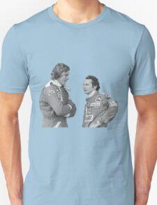 Hunt and Lauda Unisex T-Shirt