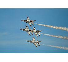 U.S. Air Force Thunderbirds Photographic Print