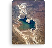 Lake Callabonna Canvas Print