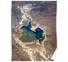 Lake Callabonna Poster