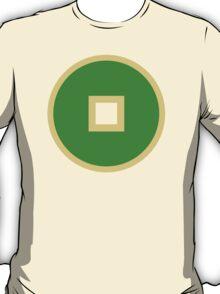 Minimalist Earth Kingdom Emblem T-Shirt
