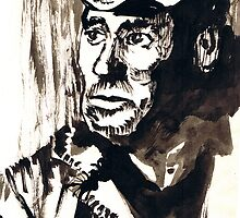British Coal Miner by Seth  Weaver