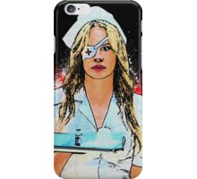 Elle Driver (Kill Bill Inspired) iPhone Case/Skin