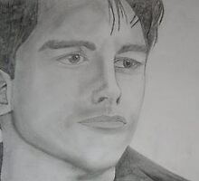 Captain Jack Harkness by youngans