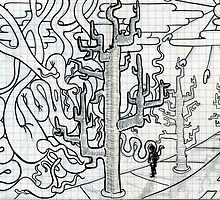 moleskin sketches 7 by CadetCactus