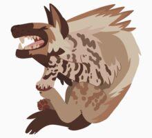Striped Hyena by ughrome