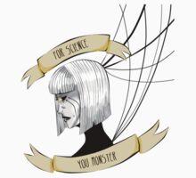 glados sticker by lolitatrekkie