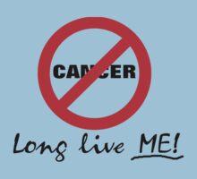 Beat Cancer/Cancer Survivors T-shirt Kids Clothes