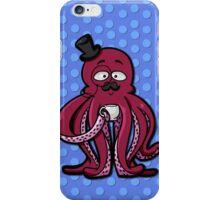 Fancy Octopus iPhone Case/Skin