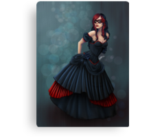 Dress Her Up In Fairy Tales Canvas Print
