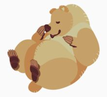 Honey Bear by ughrome