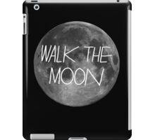 Walk The Moon- white text iPad Case/Skin