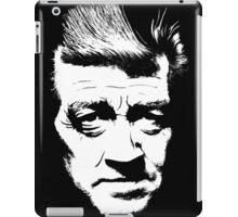 David Lynch Pop Art iPad Case/Skin