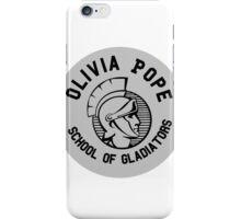 Olivia Pope - School of Gladiators iPhone Case/Skin