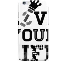 Live Love Your Life V2 | OG Collection iPhone Case/Skin