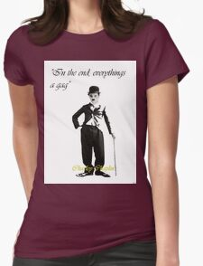 Lifes a Gag Womens Fitted T-Shirt