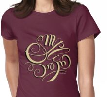 Complicated Womens Fitted T-Shirt
