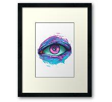 Surveillance Framed Print