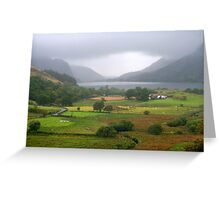 The Beauty of Wales Greeting Card